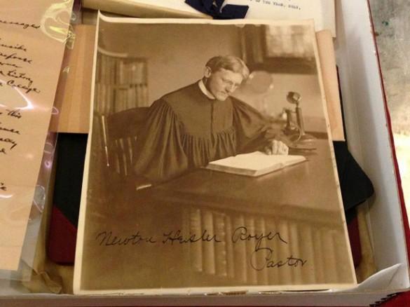 pastor 1913
