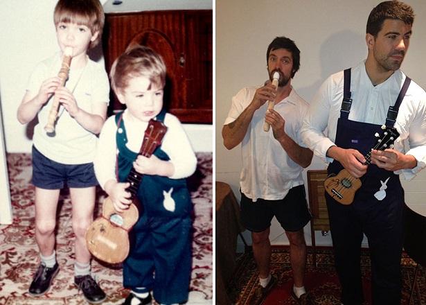 Hijos Dan El Regalo De Aniversario Más Creativo A Sus Padres