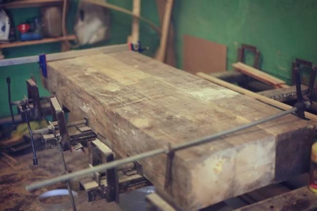 Manualidad Extrema – Listón de madera.