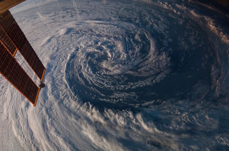 Cómo se ve la tierra desde el espacio ¡increíble!