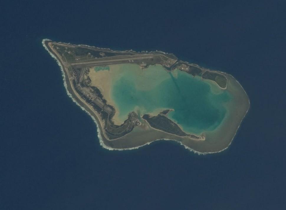 013 Wake Island, Estados Unidos.