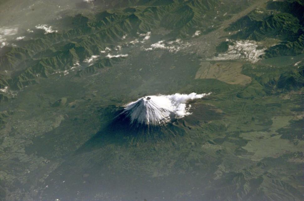 016 El Monte Fuji, Japón.