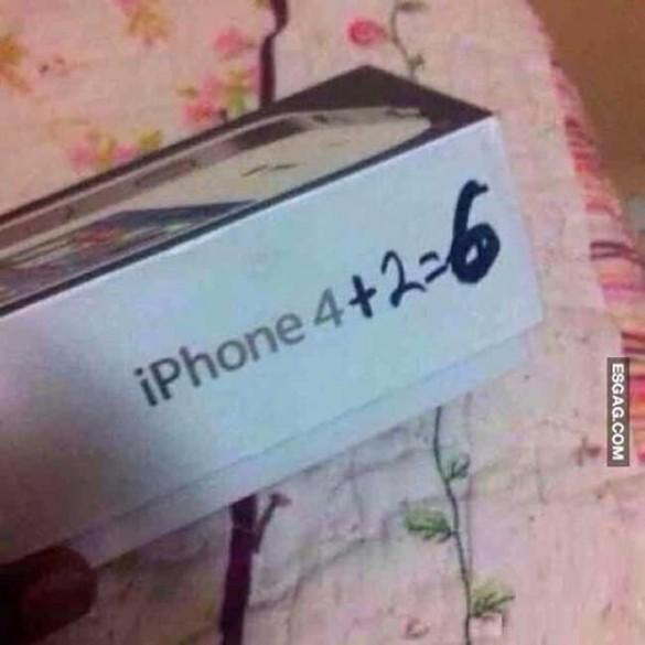 019 soluciones ingeniosas, Iphone 6
