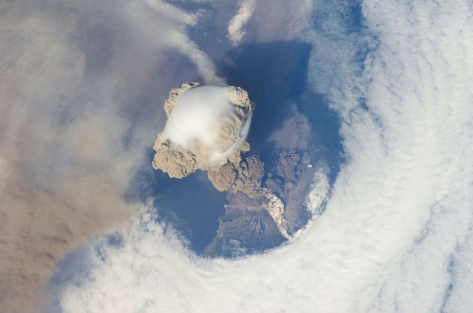 como se ve el planeta tierra desde el espacio