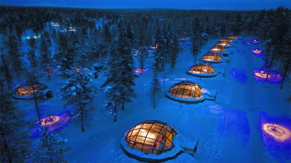 20 Lugares increíbles para ir en unas románticas vacaciones