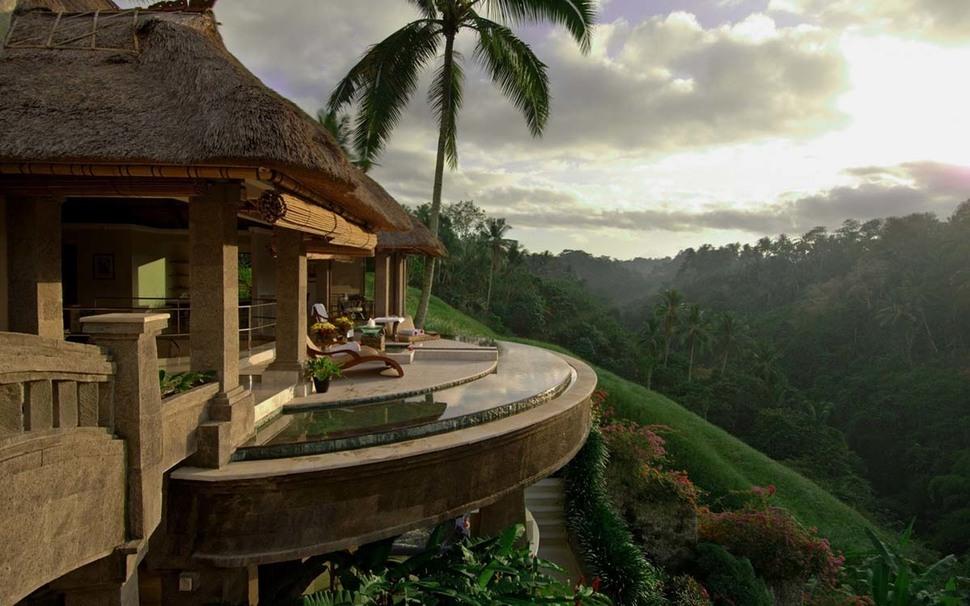Hotel Viceroy en Bali