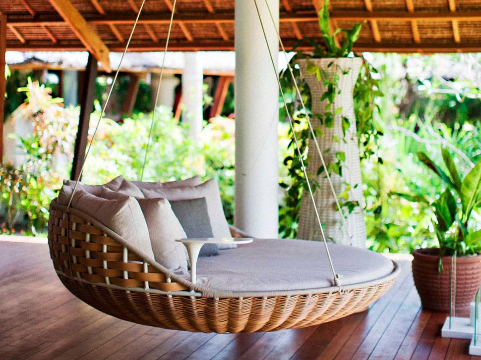 Resort Dedon Island en Filipinas