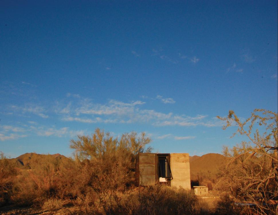 Lugares Increíbles - El Refugio del Minero en Arizona