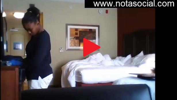 Mira Lo Que Puede Incluir El Servicio De Aseo De Una Habitación De Hotel. ¡Qué Abuso!