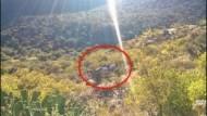 Mueren 18 personas al caer autobús en barranco en San Luis Potosí