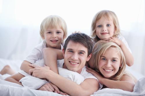 UNA FAMILIA EN ORDEN