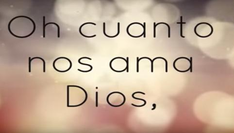 Poema cristiano «Tu amor es difícil de comprender»