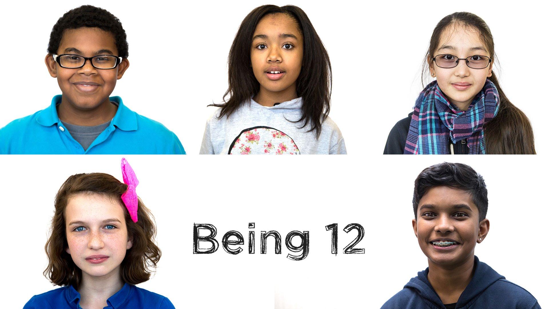 ¿Qué se siente ser 12 hoy en día? Estos preadolescentes cubren todo.
