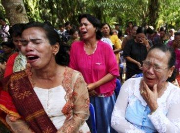 SE INICIA UNA DEMOLICIÓN DE IGLESIAS EN INDONESIA A CAUSA DE LA PRESIÓN ISLAMISTA