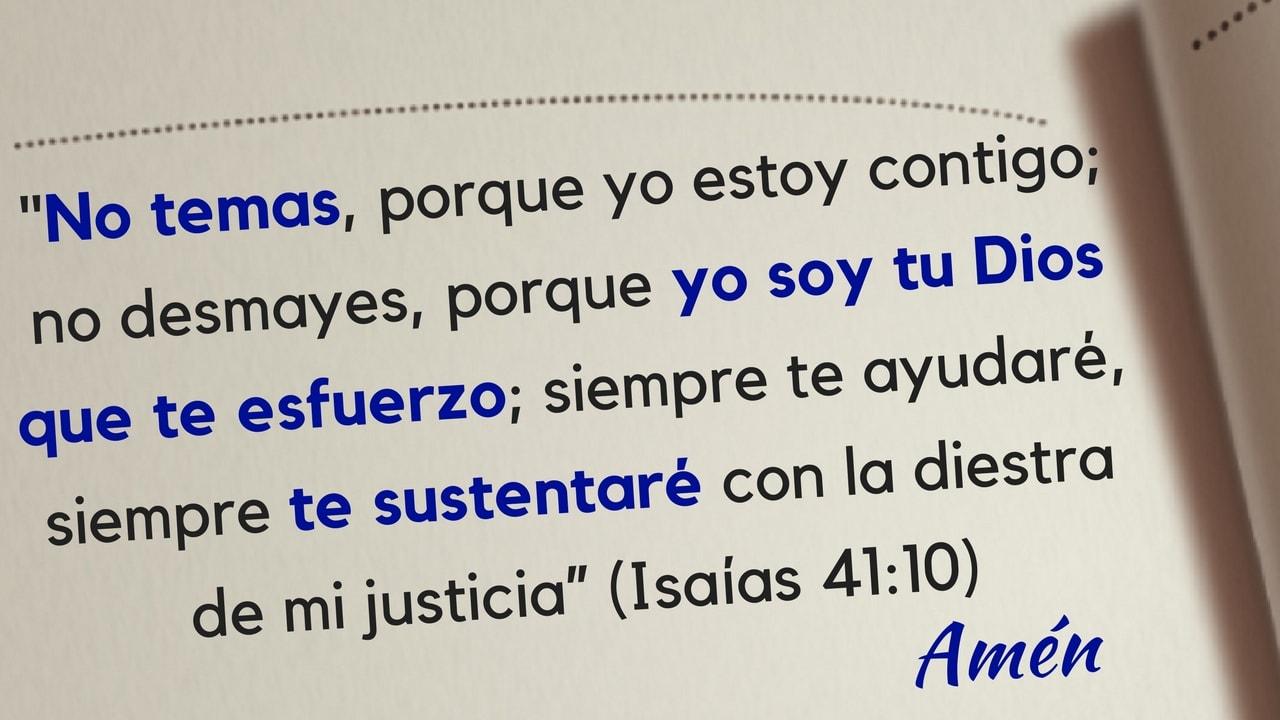 VERSÍCULOS BÍBLICOS DE FORTALEZA Y MOTIVACIÓN