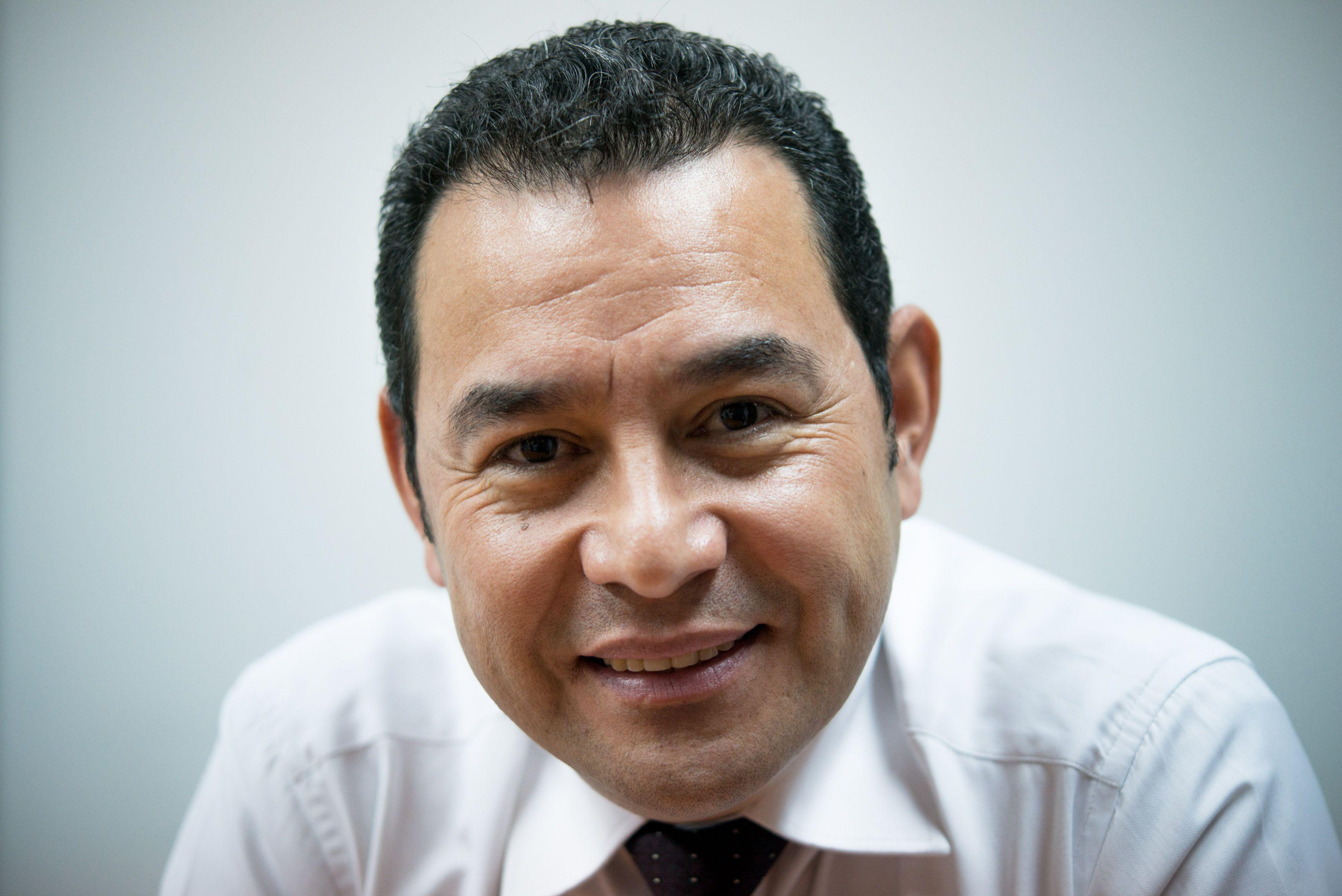CANDIDATO EVANGÉLICO GANA ELECCIONES PRESIDENCIALES EN GUATEMALA