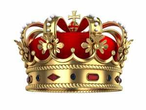 Royal Gold Crown