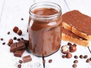 Las 7 cosas robadas en los Estados Unidos, chocolate