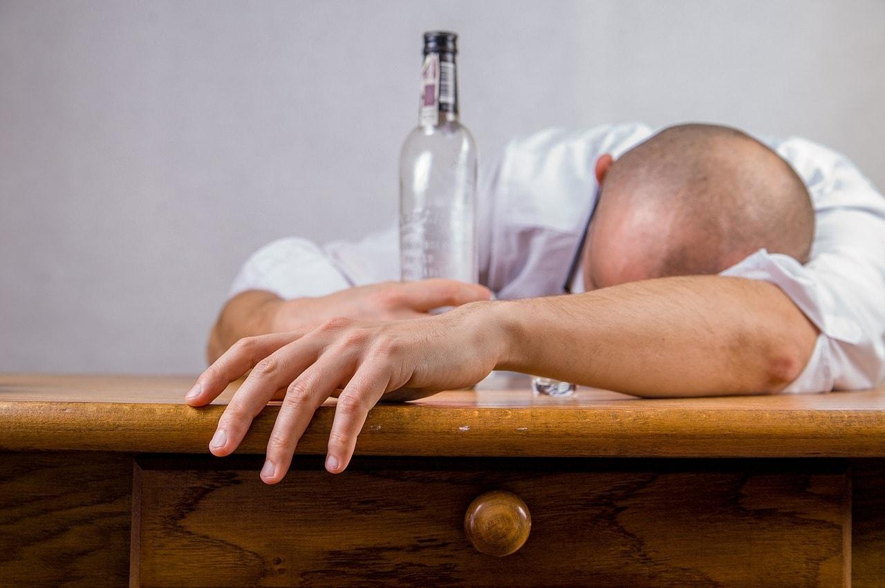 mi esposo es un alcoholico