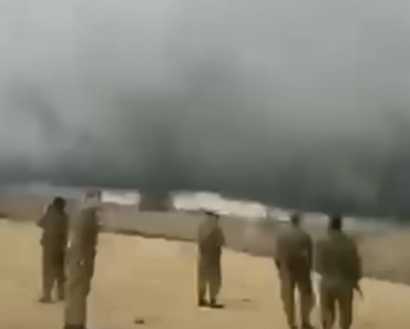 tormenta entre israel e isis