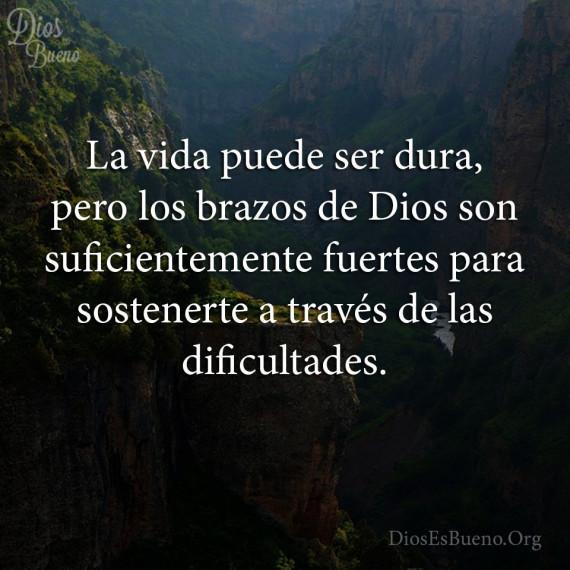 Dios tiene todo en control
