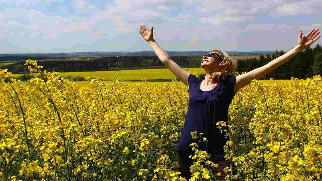 Oración para calmar tu nerviosismo