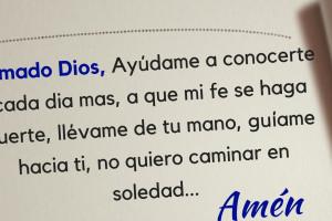 como conocer mas a Dios
