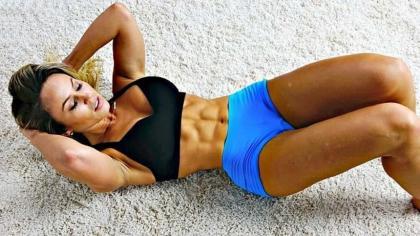 Endurece tu abdomen en sólo 4 minutos con este método japonés