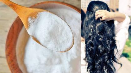 Bicarbonato de sodio para decirle adiós a las canas y a la caída del cabello