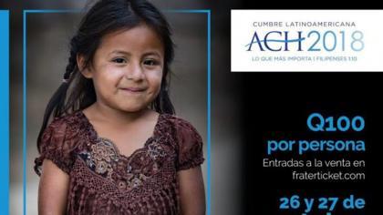 Segunda Cumbre Latinoamericana: Defiende la Causa del Huérfano 2018