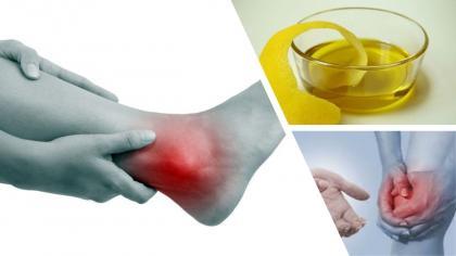 Con esta receta de limón: adiós a los dolores articulares, calambres en la noche y no más dolor en la espalda.