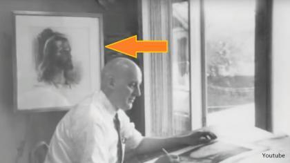 Seguramente has visto esta imagen miles de veces en tu casa, pero ¿conoces el misterio detrás de esta imagen?