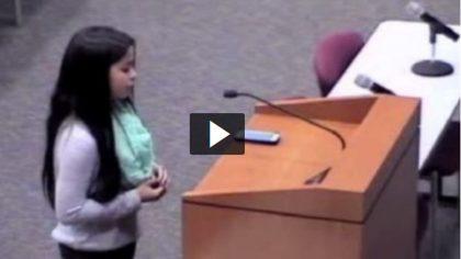 Estudiante De 13 Años Defiende La Existencia De Dios Ante De Su Maestra Atea (Vídeo)