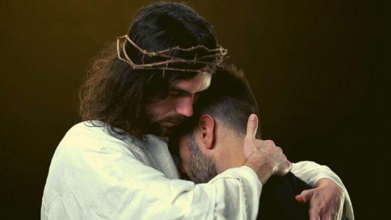 Dios me abraza